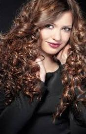 5 2 - Seven Kinds of Curly Perm Hairstyles