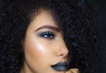 ombre lip Make Up