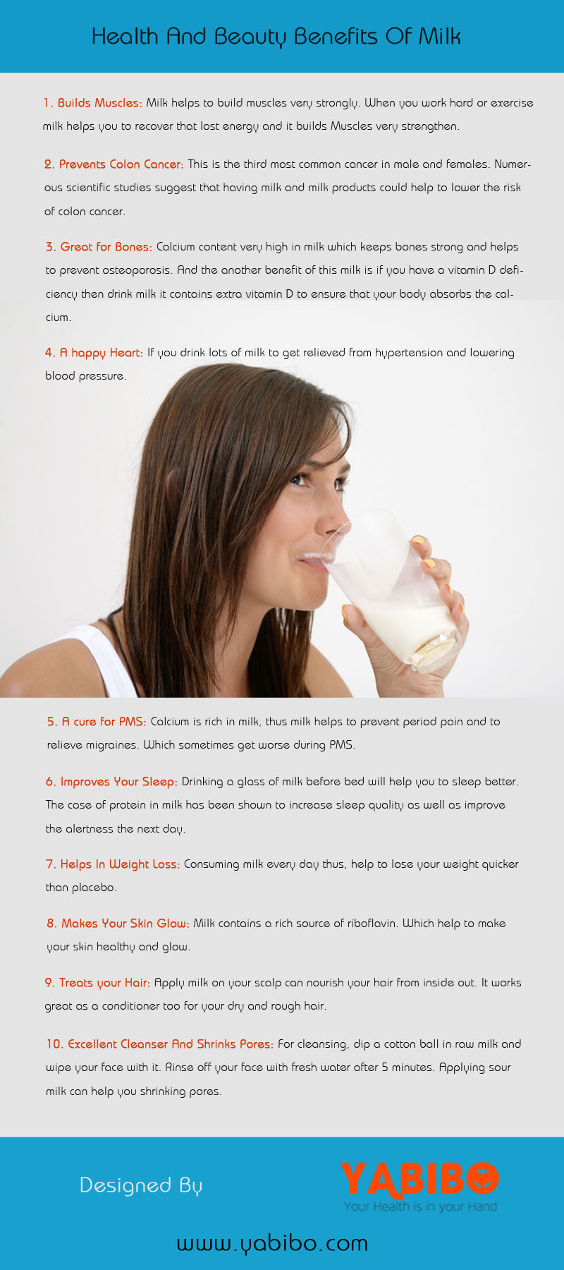 Health And Beauty Benefits Of Milk - Health And Beauty Benefits Of Milk