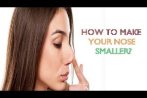 How to Make Your Nose Smaller Naturally 300x200 - How to Make Your Nose Smaller Naturally?