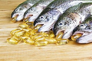 Including fish oil in regular diet