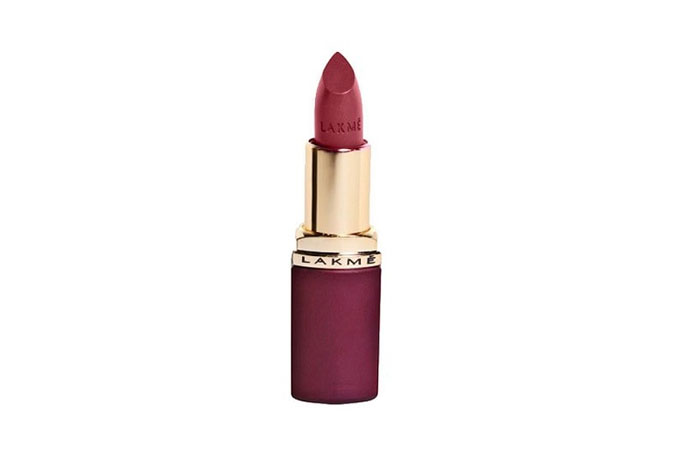 Lakme Enrich Satin Mauve 138 lipsticks - Best Mauve Lipstick Which Suits Your Skin