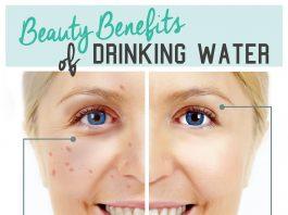 Beauty Secrets Of Drinking Water!