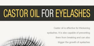 Castor Oil For Eyelashes To Make Longer And Thicker