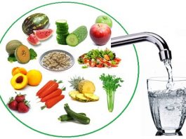 Super Hydrating Fruits And Vegetables