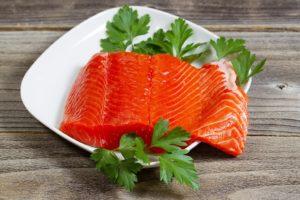 Wild Salmon Fish