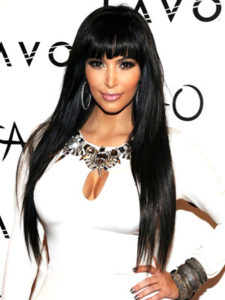 1 3 225x300 - Best Kim Kardashian Hairstyles For You!