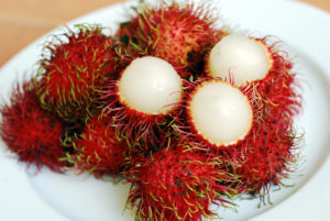 1 4 300x201 - Amazing Health Benefits of Rambutan fruit