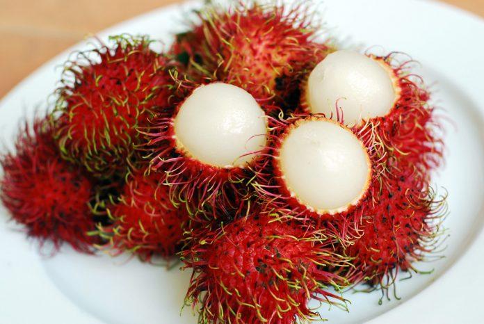 Health Benefits of Rambutan fruit