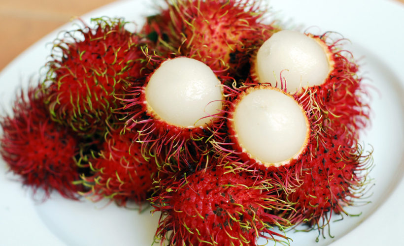 Health Benefits of Rambutan fruit