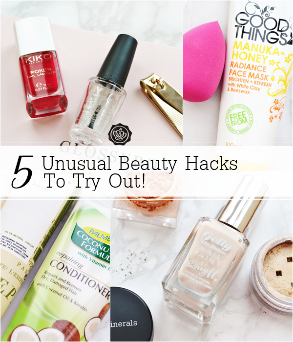 5 Extraordinary Beauty Hacks To Try Out!