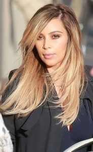 2 4 184x300 - Best Kim Kardashian Hairstyles For You!