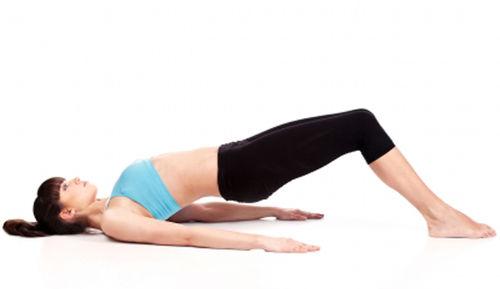 3 6 - Benefits of Yoga Setu Bandhasana
