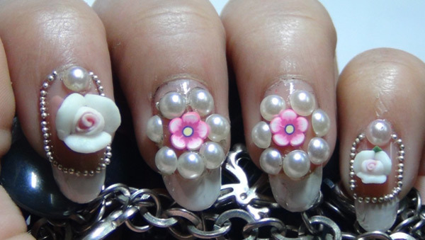 How to Do 3D Nail Art
