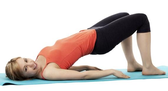 4 6 - Benefits of Yoga Setu Bandhasana