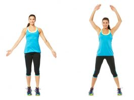 Effects of Jumping Jacks Exercises for Your Body