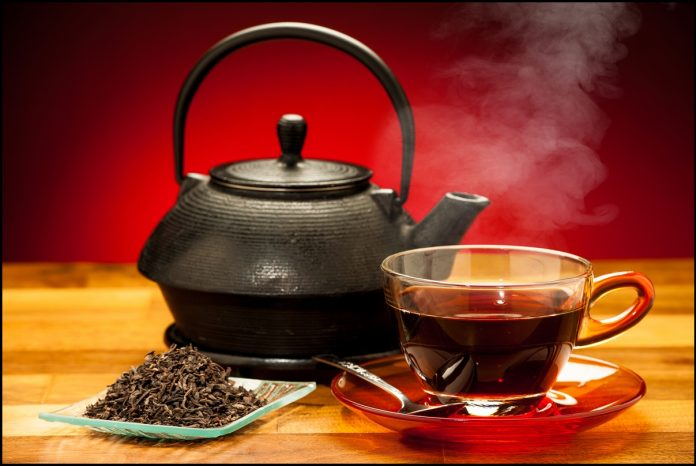 Amazing Health Benefits Of Drinking Black Tea