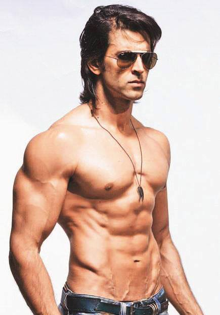 Hrithik Roshan body krrish 3 - Hrithik Roshan Workout And Diet Secrets Revealed