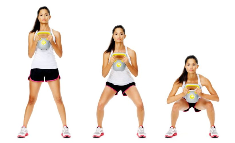 Benefits of Kettle bell Exercises