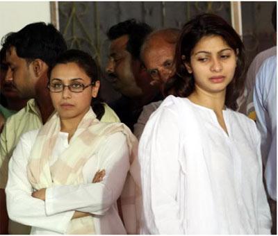 Pictures of Rani Mukherjee without Makeup 6 - Pictures Of Rani Mukherjee Without Makeup