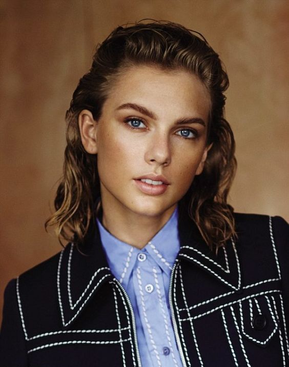 Taylor Swift Without Eyeliner 1 - Pictures Of Taylor Swift Without Makeup In Real Life