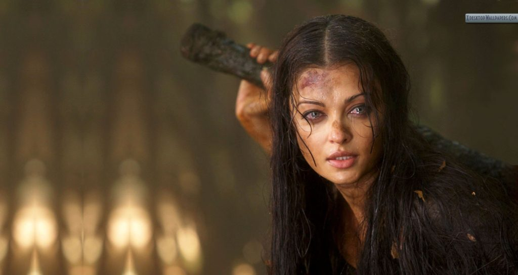 aishwarya rai raavan wallpapers movie wallpaper screensavers fighting search 1024x545 - Aishwarya Rai Without Makeup Pictures