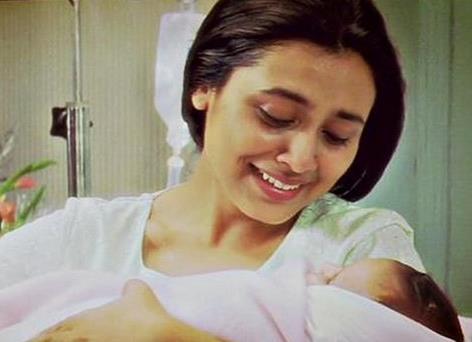Rani Mukherjee Without Makeup, Rani Mukherjee Gives Birth To Baby Girl