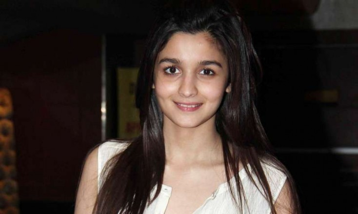 Alia Bhatt - Alia Bhatt Without Makeup Pictures