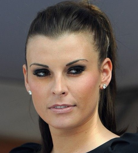 Coleen Rooney 45 - Celebrities With Beautiful Tattooed Eyebrows
