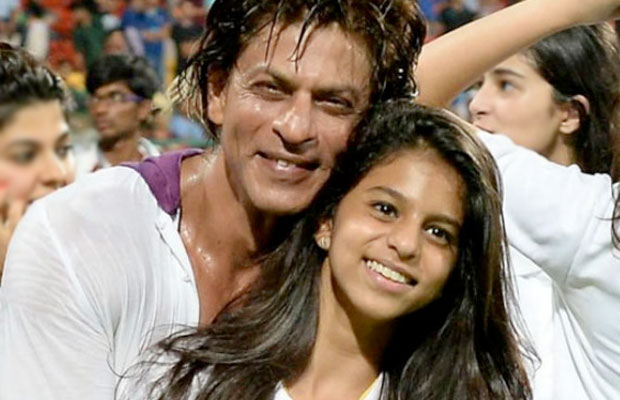 Shah Rukh Khan Suhana  - Top Most Popular Celebrity Kids In India