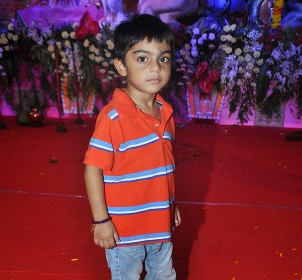 Yug Devgan - Top Most Popular Celebrity Kids In India