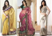 Latest Indian Saree Styles In 2017