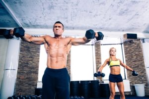 Dumbbell moves 300x200 - Dumbbell moves you have to try at home