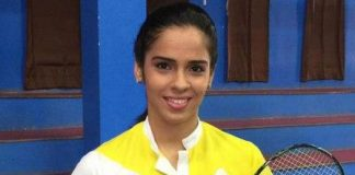 Female Sports Celebrity saina Nehwal