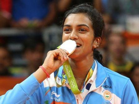 Pv Sindhu - Top Most Female Sports Celebrities In India
