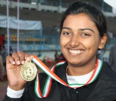 deepika Kumari - Top Most Female Sports Celebrities In India