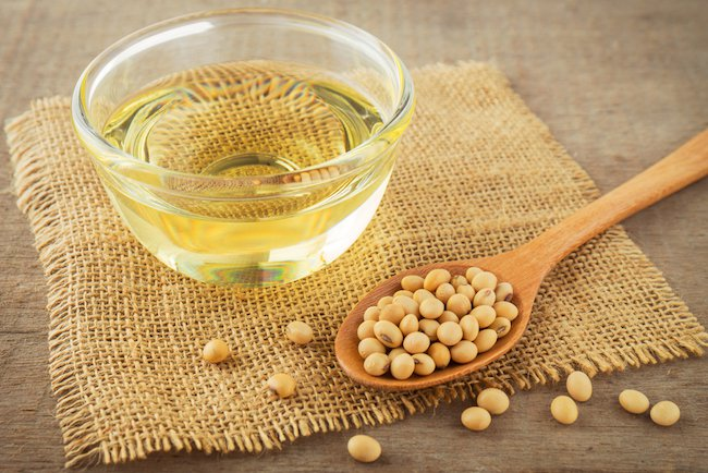 Beauty Benefits of Soybean Oil