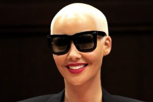053016 Lifestyle Amber Rose New hair 300x200 - Short and stunning hair styles  Of Amber Rose Hair