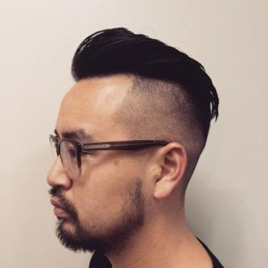 2 4 300x300 - Trendy Hairstyles for Young Asian Men and Women