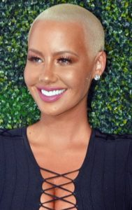 6 4 189x300 - Short and stunning hair styles  Of Amber Rose Hair