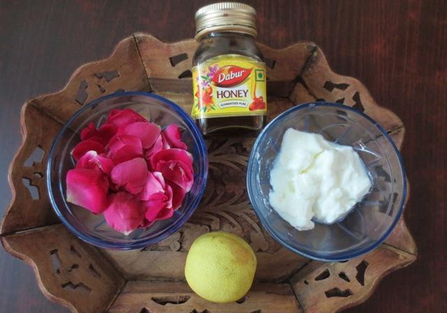 IMG 0169 - Homemade Flower Face Packs For Skin Lightening