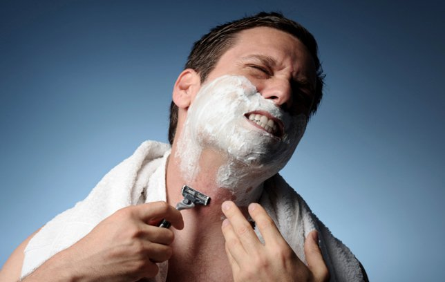 How to treat bumps in men after shaving