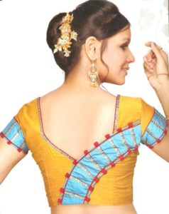 1 2 238x300 - Best Neck Designs and Blouse Design For You!