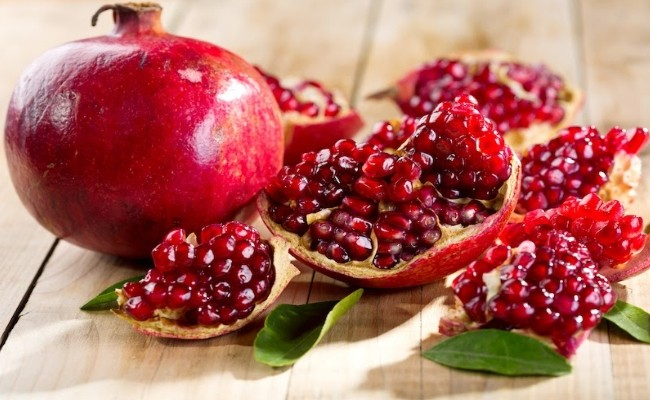 Pomegranate - Best Superfoods to Cleanse your Arteries