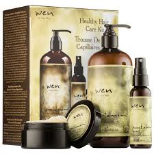 WEN Hair Kit High Res - Caring For Your Hair at Every Age