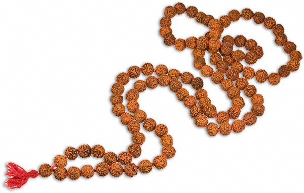 Rudraksh Mala Beads - 4 Steps To Use Mala Beads For Meditation