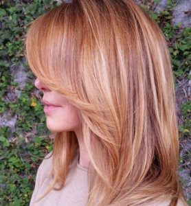 2 278x300 - Best Tips and Ideas of Strawberry Blonde Hair Color