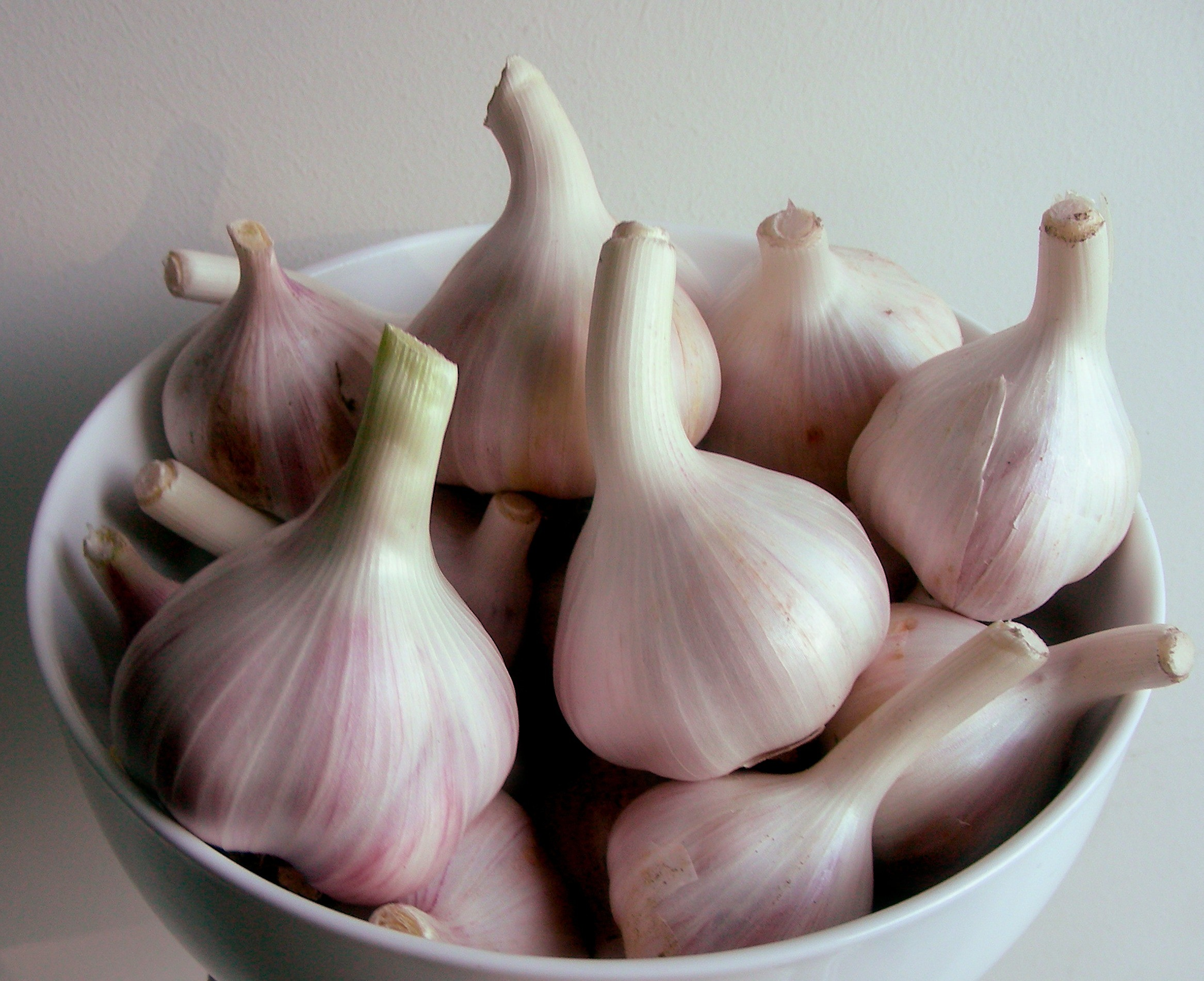 garlic - How to eliminate the smell of garlic from your breath and your hands