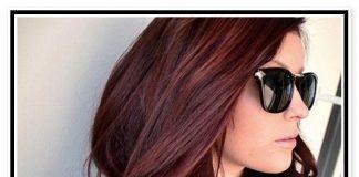 Magical Mahogany Hair Color Ideas