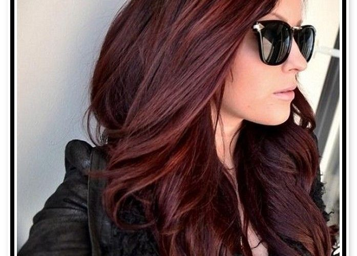 20 Magical Mahogany Hair Color Ideas Yabibo